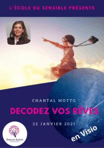 Conférence «Décodez vos rêves»