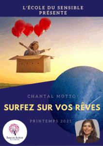 Ateliers en visio «Surfez sur vos rêves»